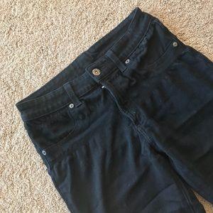 Carmar black skinny pants